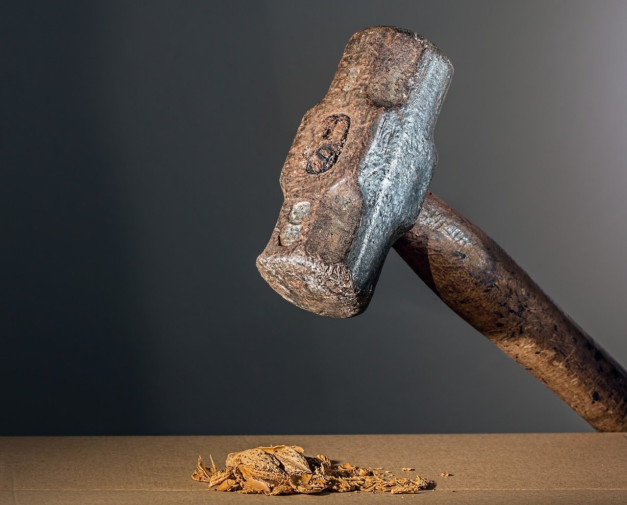 Stop- Its Hammer Time!!! Why Hammer Strikes are More Powerful than Punches